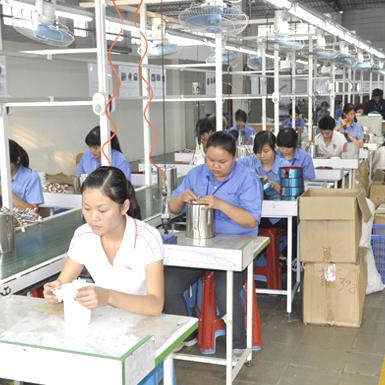 竞博电器商用豆浆机生产线