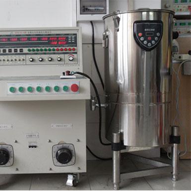 大型商用豆浆机的技术检验