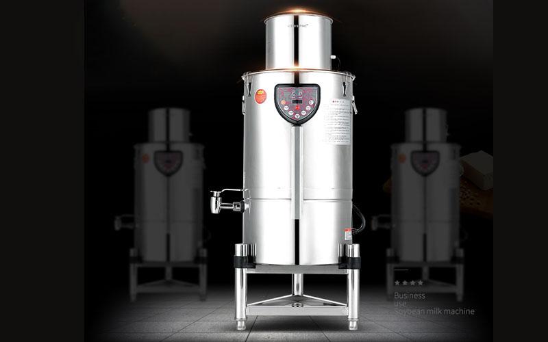 有了竞博大容量商用豆浆机,还愁餐饮行业不好做吗?